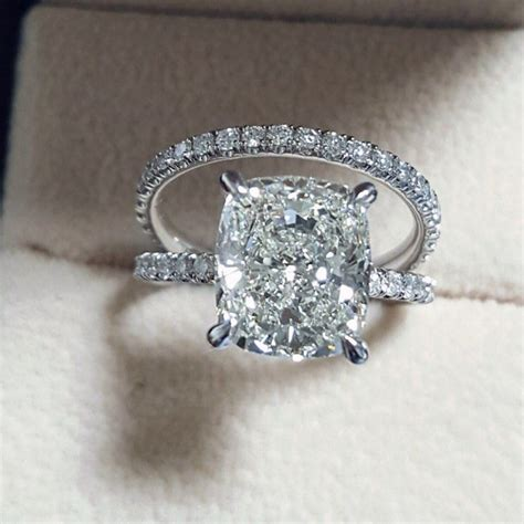 wedding rings ideas 35 engagement ring ideas to make a perfect pair vis wed
