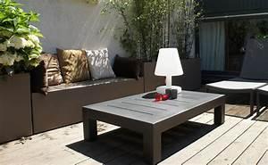 banc de jardin avec jardiniere integree by image39in by With banc de jardin en ciment