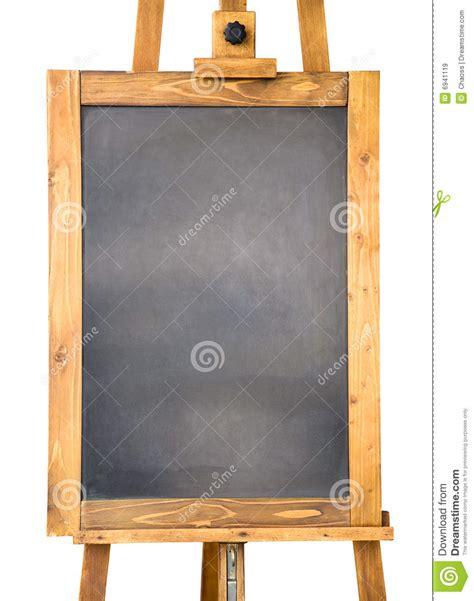 weiße tafel mit a kleine tafel mit holzrahmen stockbild bild reklameanzeige signboard 6941119