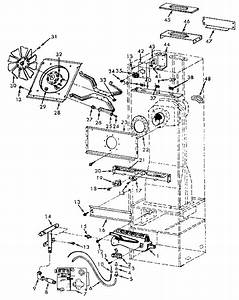 Kenmore 867758150 Furnace Parts