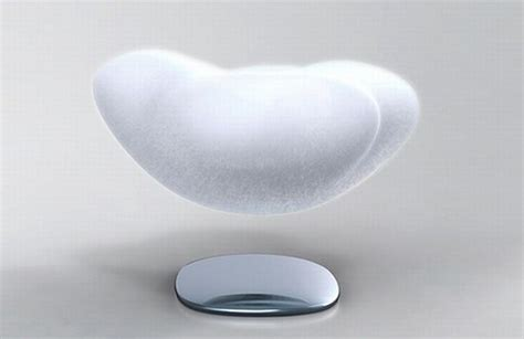 Floating In The Clouds With The Magnetically Levitating Sofa