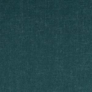 Contempo Hand Made Faux Linen Solid Dark Turquoise ...
