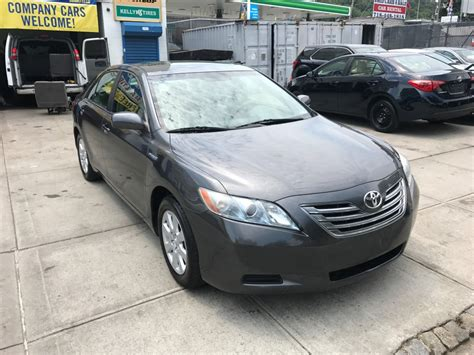 Toyota Xle For Sale by Used 2007 Toyota Camry Xle Sedan 6 490 00