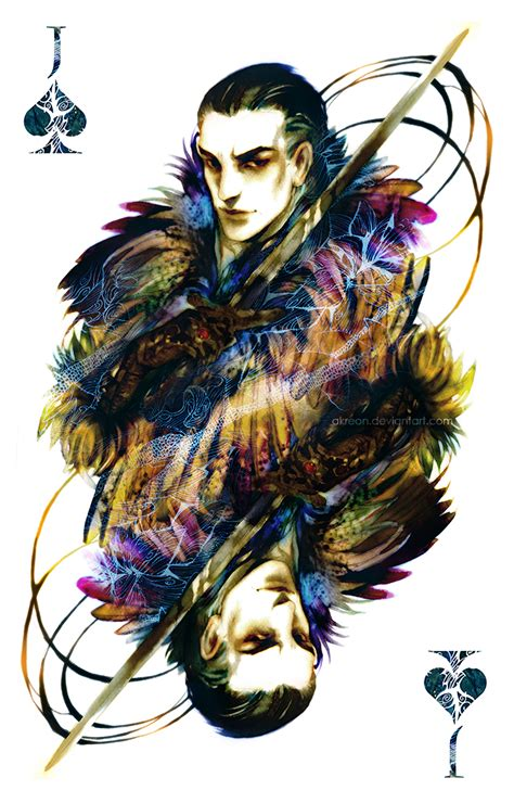 Knave Of Spades By Akreon On Deviantart