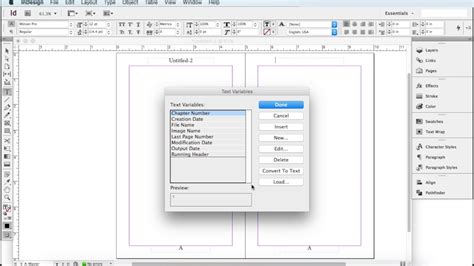 change master page color indesign coloring pages