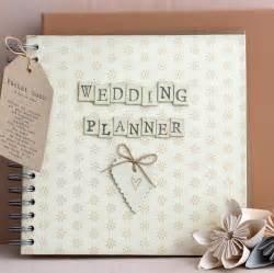wedding book wedding planner book by posh totty designs interiors notonthehighstreet