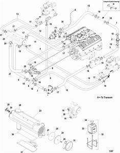Mercruiser 350 Mag Mpi Horizon Alpha    Bravo Closed