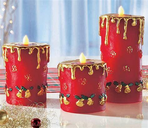 Weihnachtsdeko Fenster Mit Timer by Flammenlose Led Kerzen Weihnachtskerzen Wachskerzen