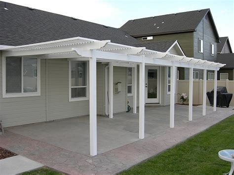 modern patio covers pergola retractable sun shade home