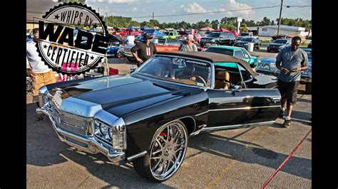 fast  flashy  donk races car show presented
