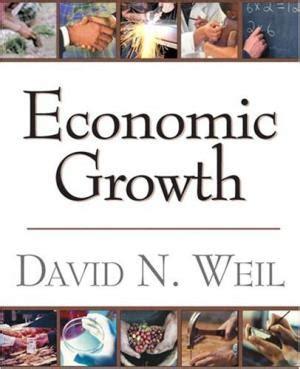 Economic Growth by Weil David N AbeBooks
