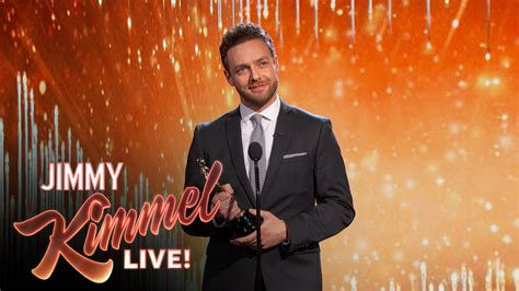 ross marquand vs justin timberlake ross marquand impersonates acceptance speeches on jimmy