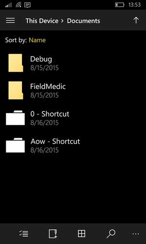 how to install android apk apps on windows phone 10 preview guide techcat ca new