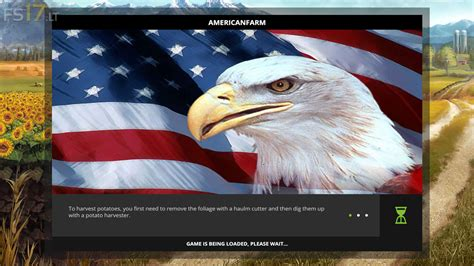 17 best images about american american farm map v 1 0 fs17 mods
