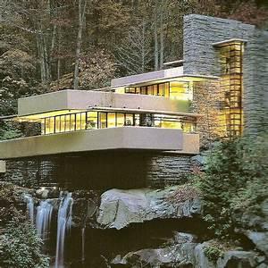 Frank Lloyd Wright Gebäude : emcarquitectura frank lloyd wright fallingwater architecture architektur frank lloyd ~ Buech-reservation.com Haus und Dekorationen