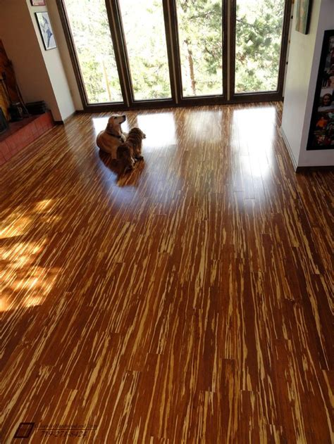 11 best Tiger stripe bamboo flooring images on Pinterest