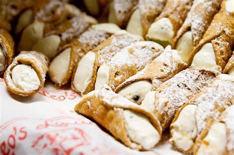 sugar rush cannoli  mamas  corona  eats