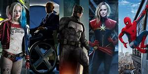 How, Many, Superhero, Movies, Are, There, In, 2019