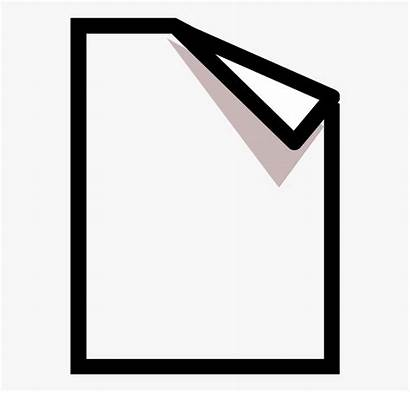 Clip Document Clipart Documents Cliparts Cartoon Office