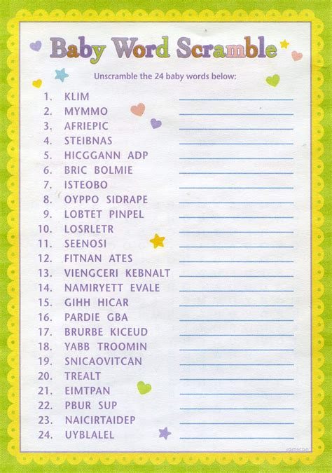 word for shower green brown and blue baby shower colors by celeste