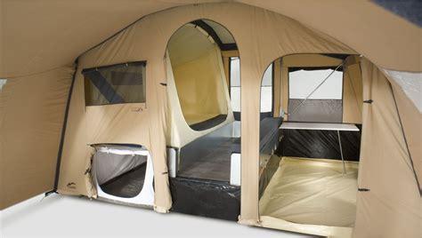 caravane 2 chambres caravane pliante tabora avec freins et vérins cabanon