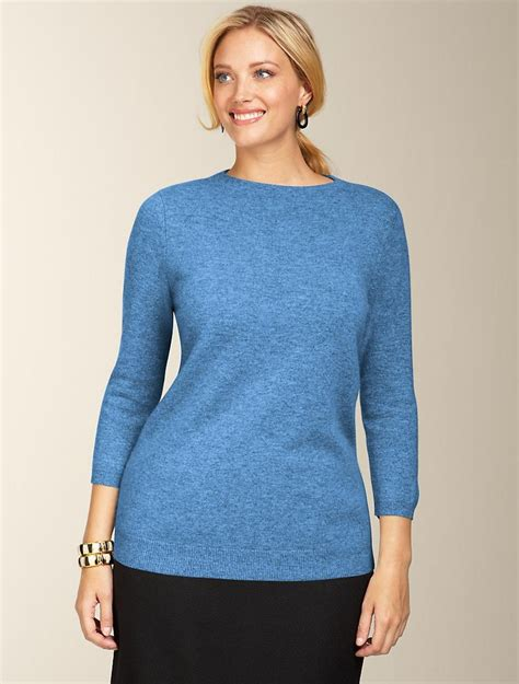 Talbots - Cashmere Audrey Sweater | Sweaters | Woman