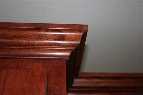 cabinet mold cabinet crown molding a do it yourselfers thoughts