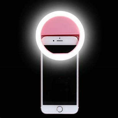 Selfie Flash Ring Phone Led Camera Iphone