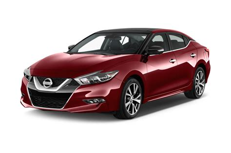 2018 Nissan Maxima Reviews And Rating  Motor Trend