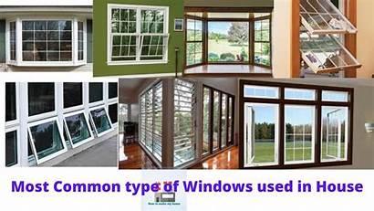 Common Types Window Most