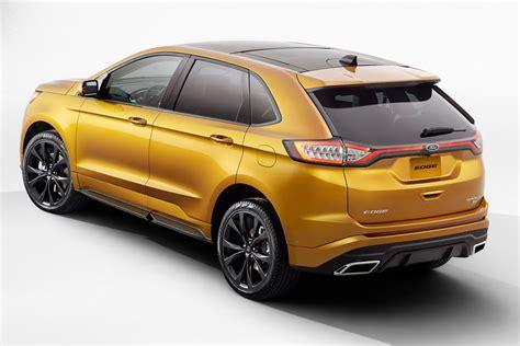 ford edge sport  hp starts