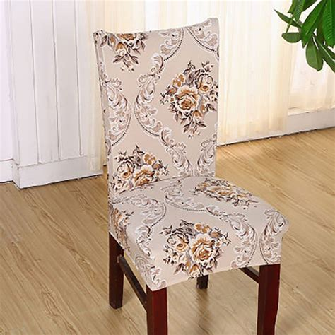kitchen chair slipcovers dining chair slipcover wedding banquet kitchen seat cover