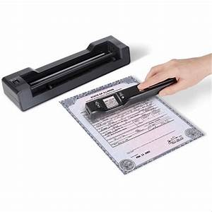 the best wand scanner a handheld document scanner with With best scanner for pictures and documents