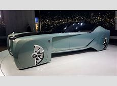 The RollsRoyce of the 22nd century won't need a chauffeur
