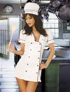 Desperate Chefs' Wives: New York City's Sexiest Chef