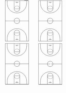 Blank Basketball Play Sheets Pdf