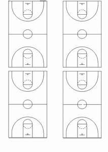 33 Basketball Play Diagram Sheets