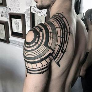 101 Tribal Arm Tattoo Ideas For Men  Incl Chest And Back