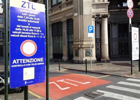 Ufficio Ztl Torino ztl torino tutte le disposizioni di agosto il mercoledi
