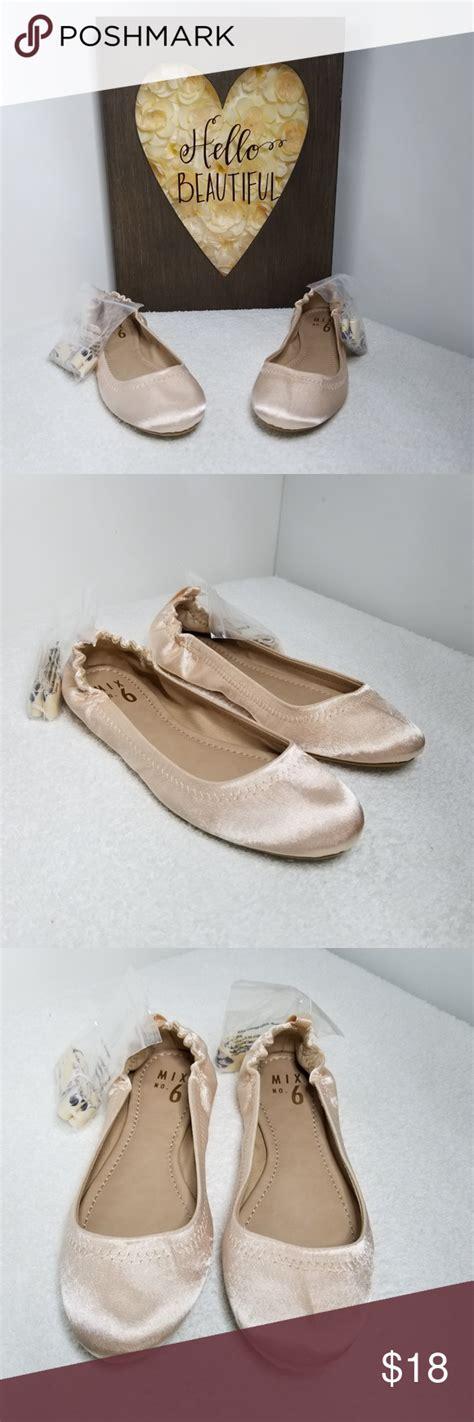 Mix No. 6 Ballet Flats | Ribbon flats, Ballet flats ...