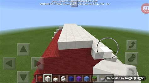 Minecraft Pe Barn by Minecraft Pe How To Build A Barn Part 1