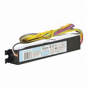 Advance Icn-2s40-n-35i - T12 Fluorescent Ballast