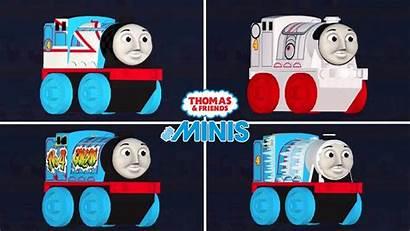 Thomas Gordon Minis Friends
