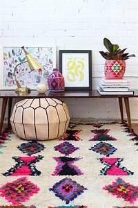 Sol Pas Cher Pour Salon : savourer la beaut de tapis berb re en 44 photos ~ Premium-room.com Idées de Décoration
