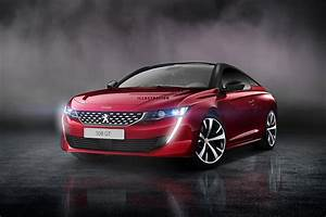 508 Peugeot 2018 : new peugeot 508 looks even more enticing as a coupe carscoops ~ Gottalentnigeria.com Avis de Voitures