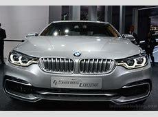 NAIAS Live BMW Concept 4 Series Coupe
