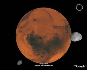 Phobos and Deimos From Mars - Pics about space