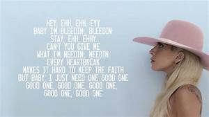 Lady Gaga has released Million Reasons | Music News Time ...