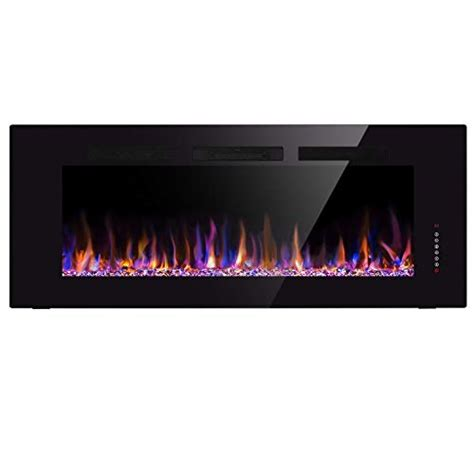 xbeauty  electric fireplace  wall recessed wall