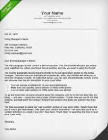 how to write a professional cover letter 40 templates